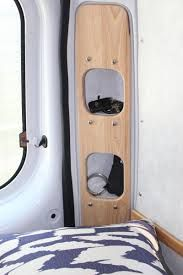 Image result for images campervan interior cubby hole bed