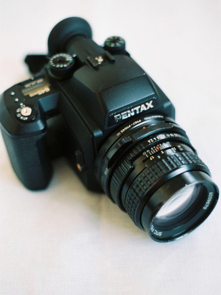 Pentax 645N Review - Medium format camera review