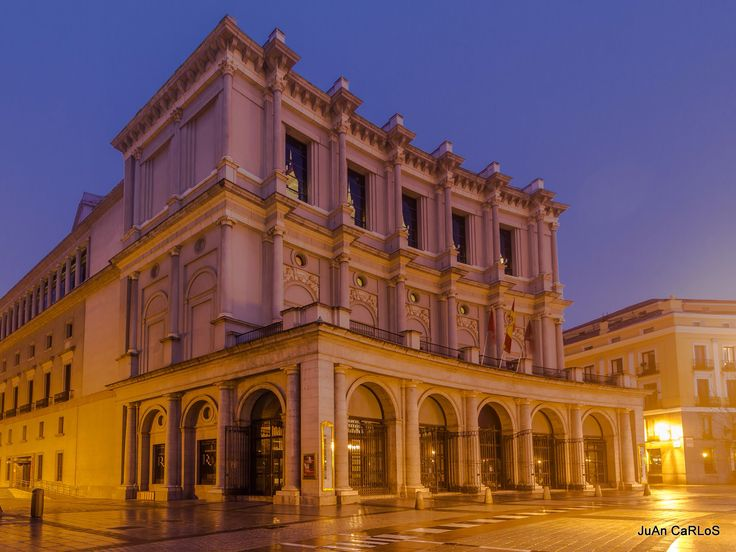 Teatro Real #Madrid