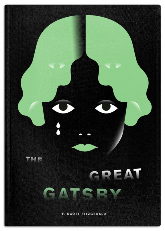 The Great Gatsby. Best. Book. Ever.