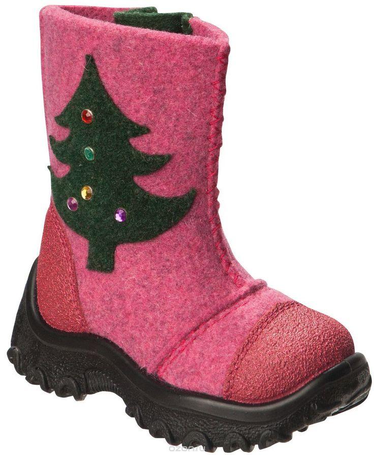 Купить #Валенки для девочек Kapika   Характеристики: Зимние Валенки Для девочек Материал-Войлок Материал подошвы-Полимер Стелька-Войлок Объем голенищадля размера 29: 24 см Высота голенищадля размера 29: 12 см Страна-Молдова  #детская_обувь #детские_сапоги #детская_одежда