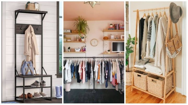 12 Clever And Space Saving Bedroom Storage Ideas Space Saving