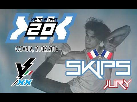 VERTIFIGHT ITALIA 20 | DEMO DU JURY | SKIPS (Electro Street)