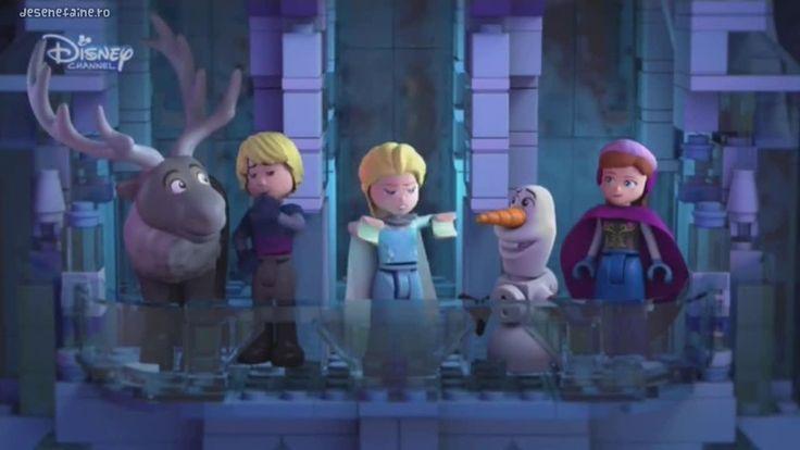 Regatul de gheaţă Aurora Boreală Episodul 02: Regatul de gheaţă Aurora Boreală Episodul 02- Out of the Storm online… #desene_animate