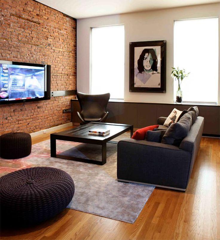 10 ideias de TV na parede que ficam bem em qualquer lugar