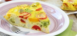 Pastry dishes are notoriously high in Syns... but you can enjoy your quiche for Free with our clever pastry-free version. It takes minutes to make and uses whatever ingredients you fancy! Try it... you'll love it! <BR>