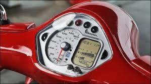 Speedometer Vespa Gts 250