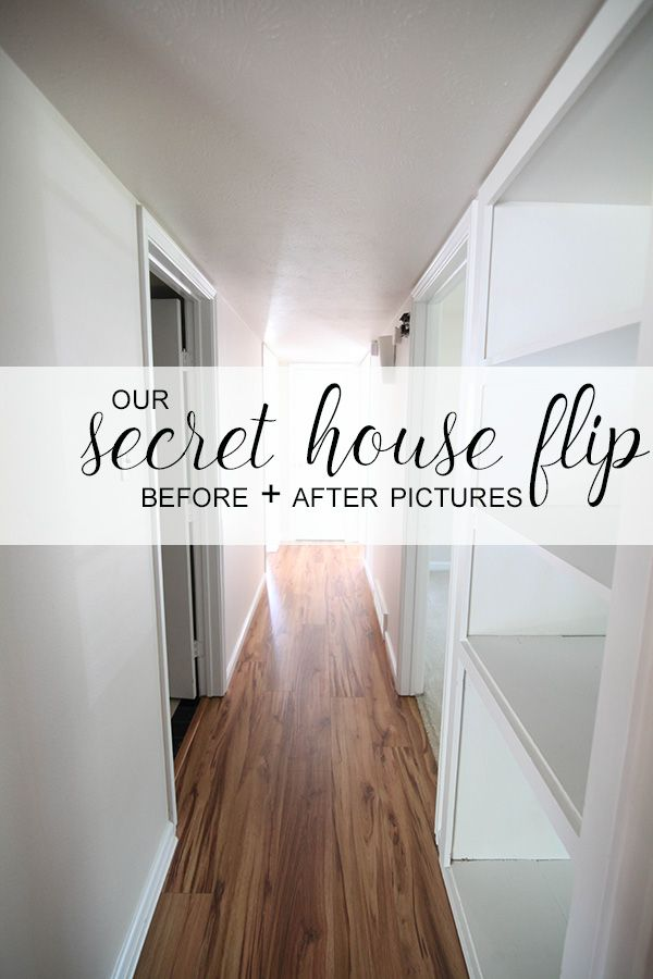 This diy home decor house flip turned out so pretty.  I love looking at house tours and before and after pictures!