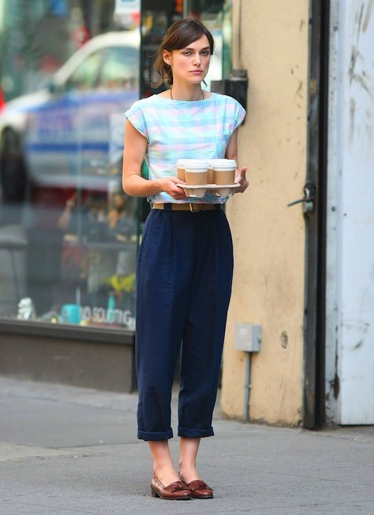 those loafers bring the whole thing together!