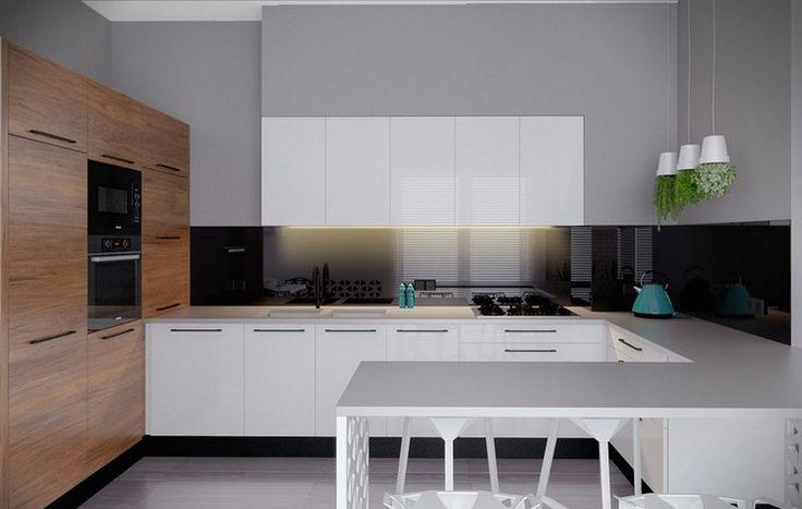 """Über 1.000 Ideen zu """"Küche Spritzschutz Glas auf Pinterest ..."""