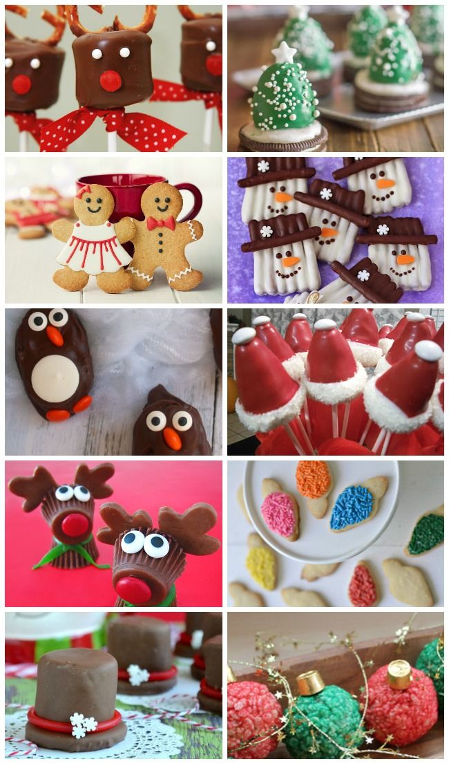 25 Best Ideas About Cute Christmas Desserts On Pinterest