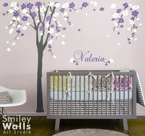 Hey, I found this really awesome Etsy listing at https://www.etsy.com/listing/204464013/cherry-blossom-tree-wall-decal-cherry