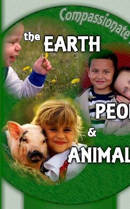 CompassionateKids.com are compassionate about the Earth, People and Animals. Welcome to Compassionate Kids ® , an international, 501(c)(3) non-profit organization dedicated to helping teach children compassion towards the Earth, People, and Animals. The website has articles such as Volunteering with Children & Activism with Children, book reviews, and free, printable.... Free Membership!