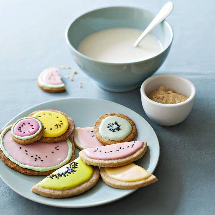 Biscuits sablés: 36 recettes créatives et gourmandes