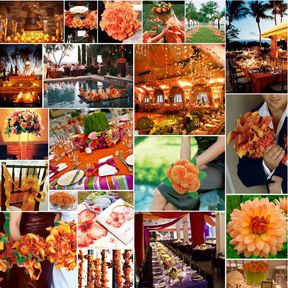 Fall Wedding Ideas On A Budget | Autumn wedding colors and ideas