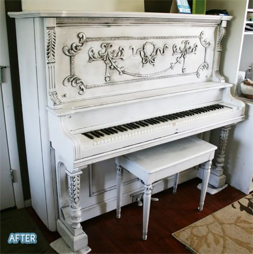I Need To Find Myself A Vintage Piano And Give It A New Home Love At Home Pinterest