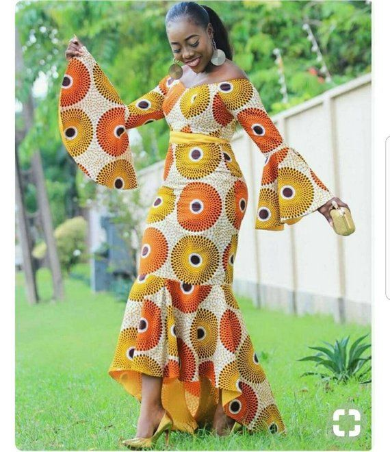 African girls's clothes, african gown, dashiki , girls's dashiki gown, girls's African clothes