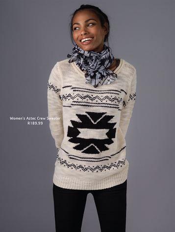 Knitwear #StyleFile #Winter #Knitwear #PnPClothing >>> http://www.picknpay.co.za/clothing-style-file-knitwear