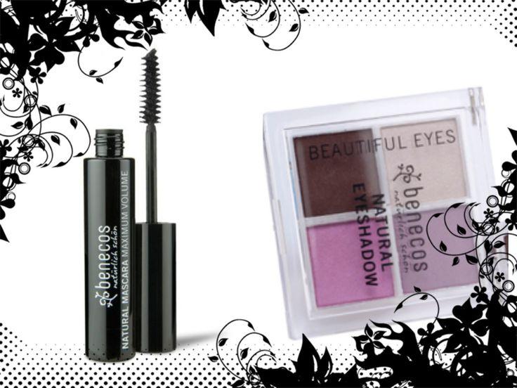 Castiga doua produse de make-up marca Benecos