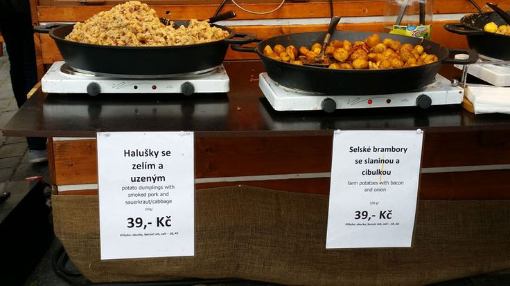 You'll find this on any street market in Prague at any time of the year. Just note the big price and then note the really small /100g i.e. thats the price per 100g for for the average adult allow paying for @250g.
