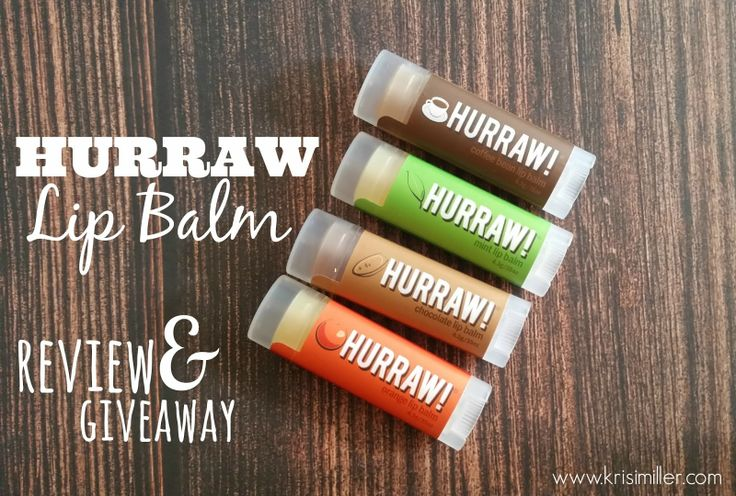 HURRAW REVIEW AND GIVEAWAY!