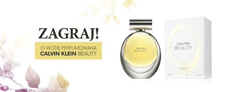 W powietrzu czuć wiosnę, wszystko pięknieje...  Poczuj to z wodą perfumowaną CK Be Beauty. Możesz ją wygrać w naszym marcowym konkursie     ZAGRAJ JUŻ TERAZ
