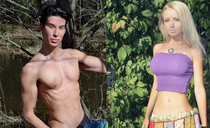 Human 'Ken Doll' Justin Jedlica Not Interested In Real-Life ...