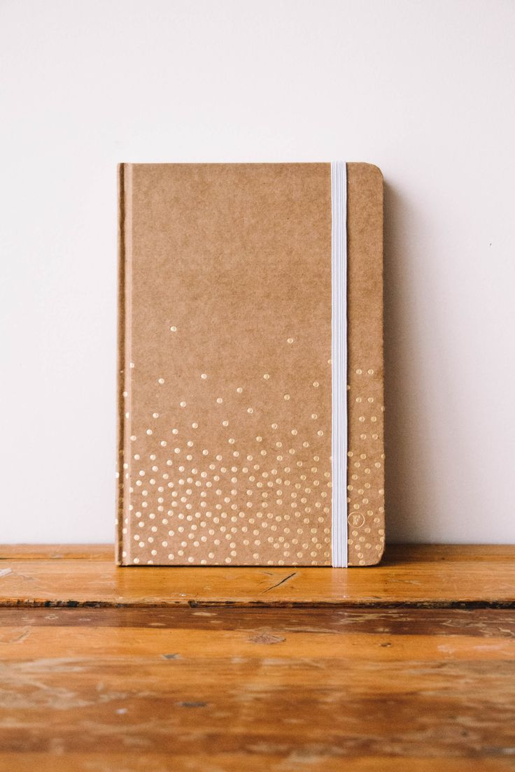 Gold Dot Rising http://www.frankstationery.com/collections/notebooks-1
