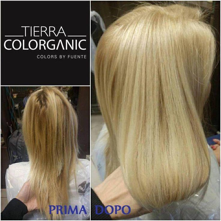 Capelli bellissimi? Non solo! Scegliendo il Colore Organico Tierra by Fuente i tuoi capelli saranno ancora più forti e luminosi grazie ai puri estratti vegetali che compongono questo rituale di benessere.