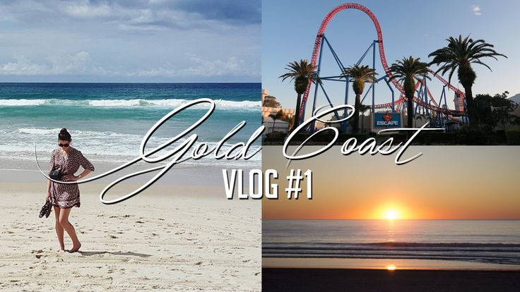 Theme Parks & Epic Apartment   Gold Coast Vlog #1