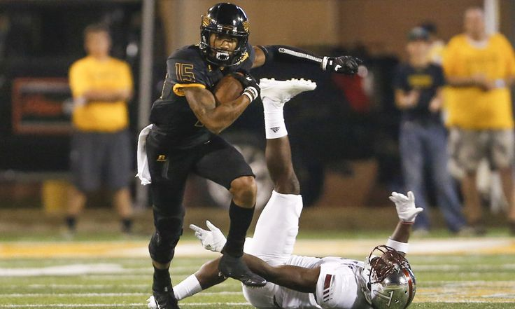 Conference USA Week 5 haiku: Staggering numbers for Allenzae and USM = Haikus always make life more interesting. This is why each week, Conference USA coverage will dissect the major story lines via the five-seven-five syllable format.  Southern Miss 44 Rice 28  Record-setting night  Turn up.....