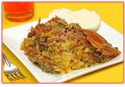 Lechona del #Tolima; un platillo que sin ser dietetico, es delicioso y representativo del departamento