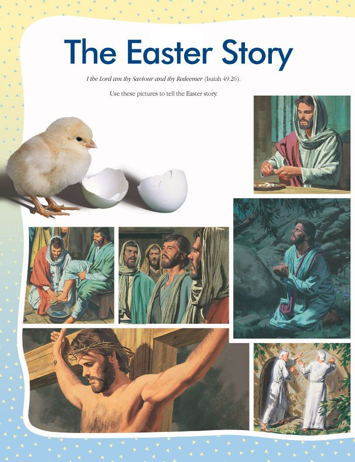 The Easter Story- for little ones.: Church Primary, Church Ideas, Church Acting, Celebrity Spring, Easter Lessons April, Easter Stories, 2004 Friends, Pictures Of Jesus, Easter Ideas