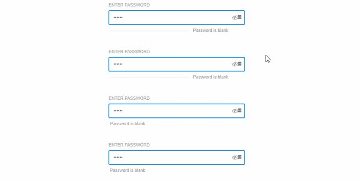 Password Strength Indicator for Signup Forms #WebDesign #CodeMyUI