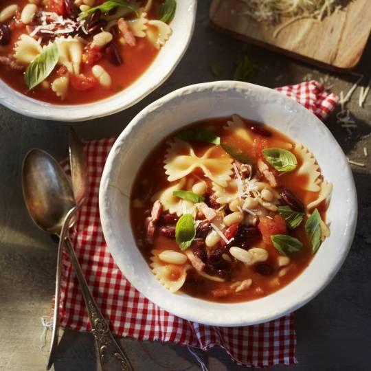 Recept - Pasta - Boodschappenmagazine