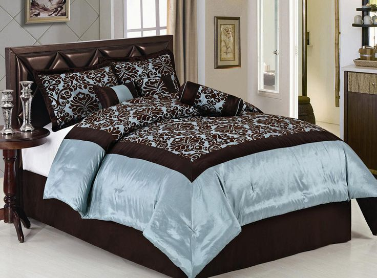 29 Best Images About Bed Comforters On Pinterest