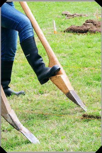 A visit to the Tullamore Agricultural Show and a insight into the revival of the ancient art of loy digging in Ireland