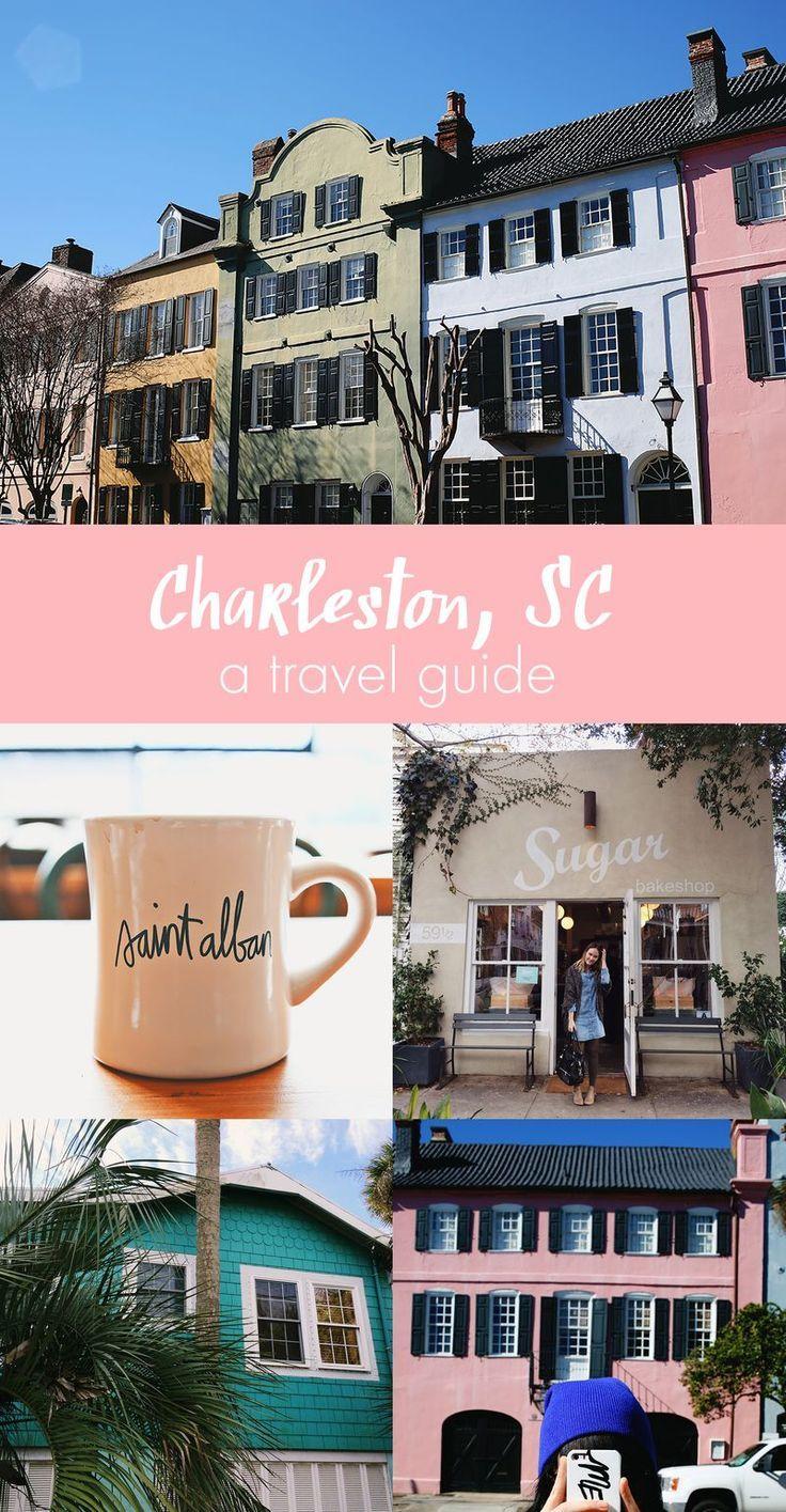 Charleston, South Carolina Travel Guide (A Beautiful Mess