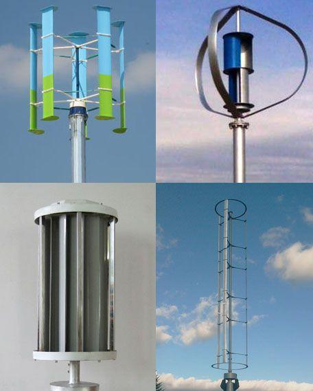 vertikal windmill   Sell Vertical Axis Wind Generators (VAWT) - Solarwind Technology Co ...