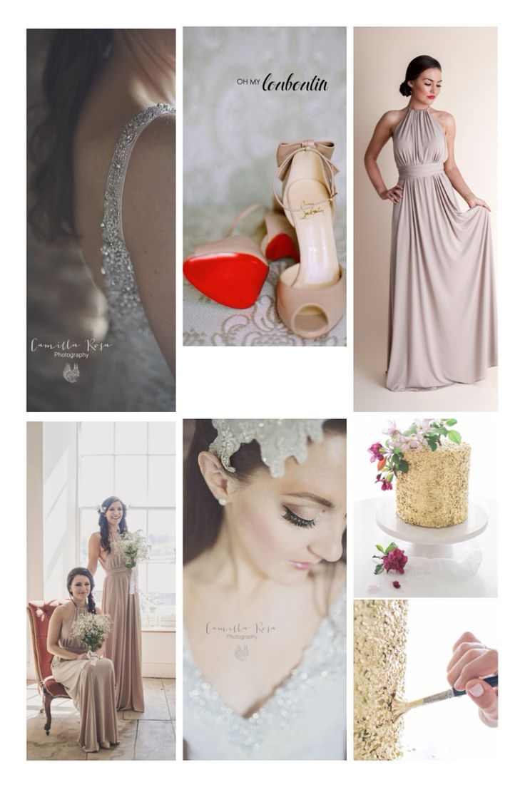 23 best Bridesmaids by White Minx images on Pinterest | Brides ...