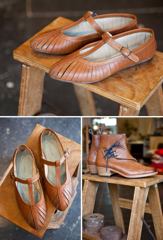 mmm i want these on my feet. // birdwood sandales by wootten via the design files daily