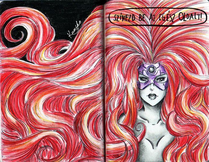 Inhumans Medusa