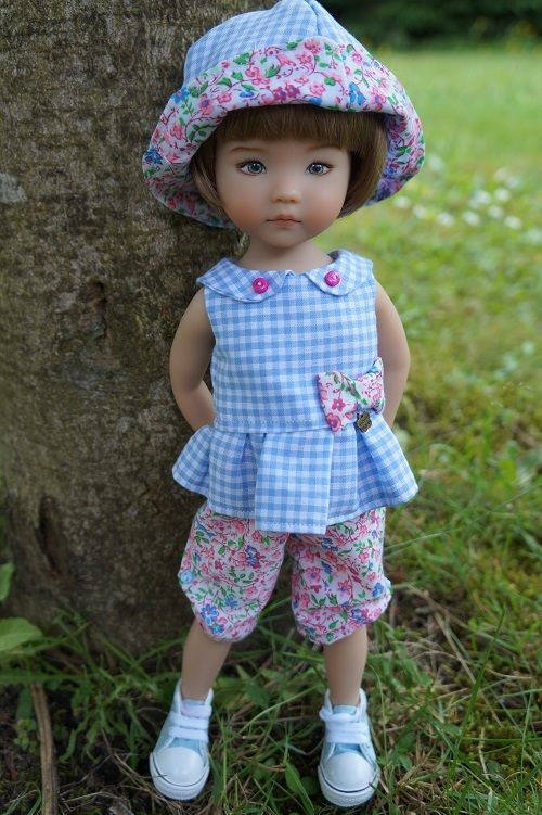 Tenue OUTFIT ONLY poupée Little Darling Dianna Effner