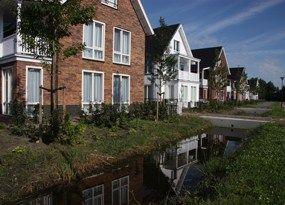 #Roosendaal - De Landerije. Rust, ruimte, stijl en individualiteit. In de Landerije kunt u uw eigen huis realiseren. #nieuwbouw #bouwfonds