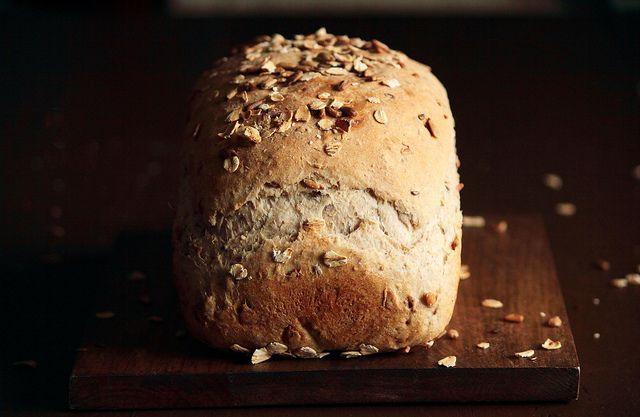 how to make multigrain bread flour