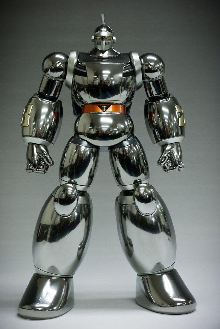 лучших фотобанк металлический робот изделия
