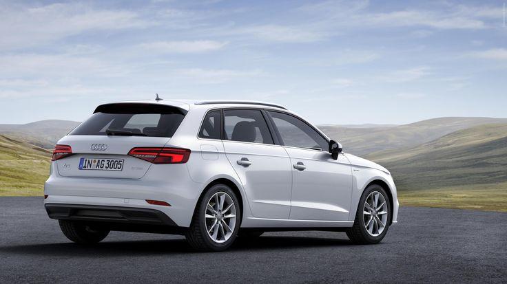 2016 Audi A3 Sportback g-tron  #Audi_A3_Sportback #Audi #German_brands #VW #2016MY #Audi_A3 #Segment_C #Audi_A3_Sportback_g_tron