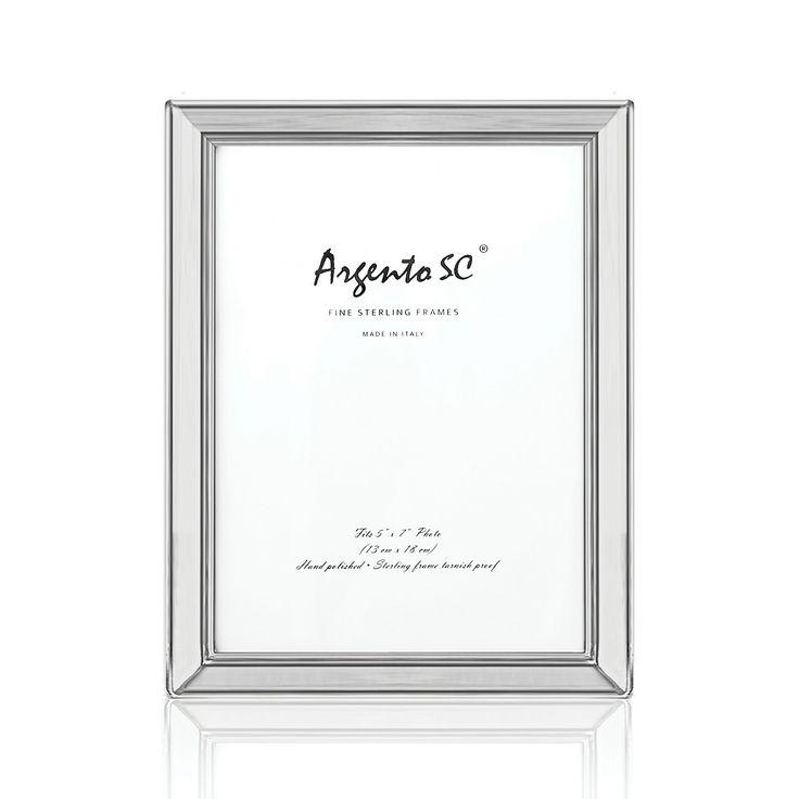 Mejores 193 imágenes de Custom Engraved Silver Picture Frames en ...