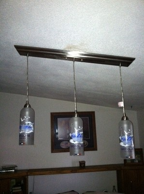 140 Best Images About Recycled And Up Cycled Lighting On Pinterest Campbell