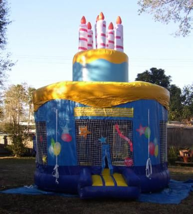 Bounce House / Moonwalks Rentals - Bounce A Lot Inflatables Tampa